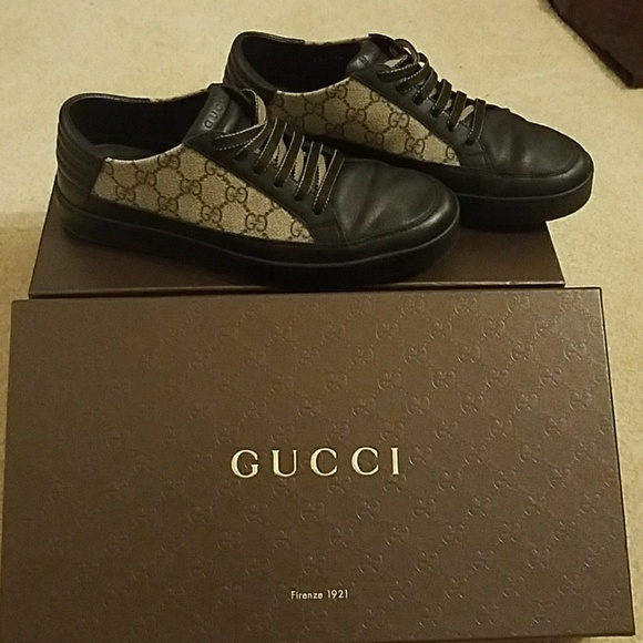 Gucci Shoes | Gucci Leather Shoes